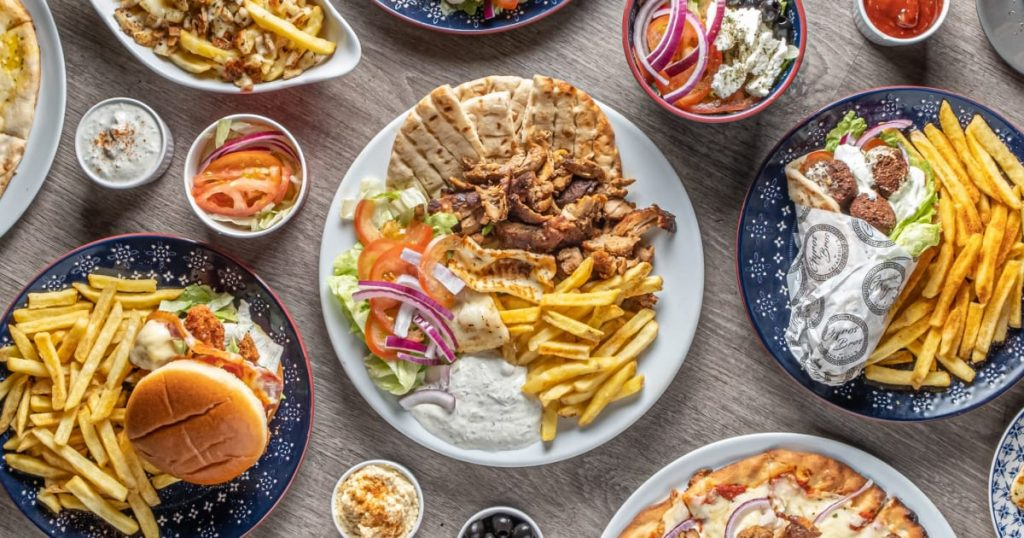 greek restaurant leeds