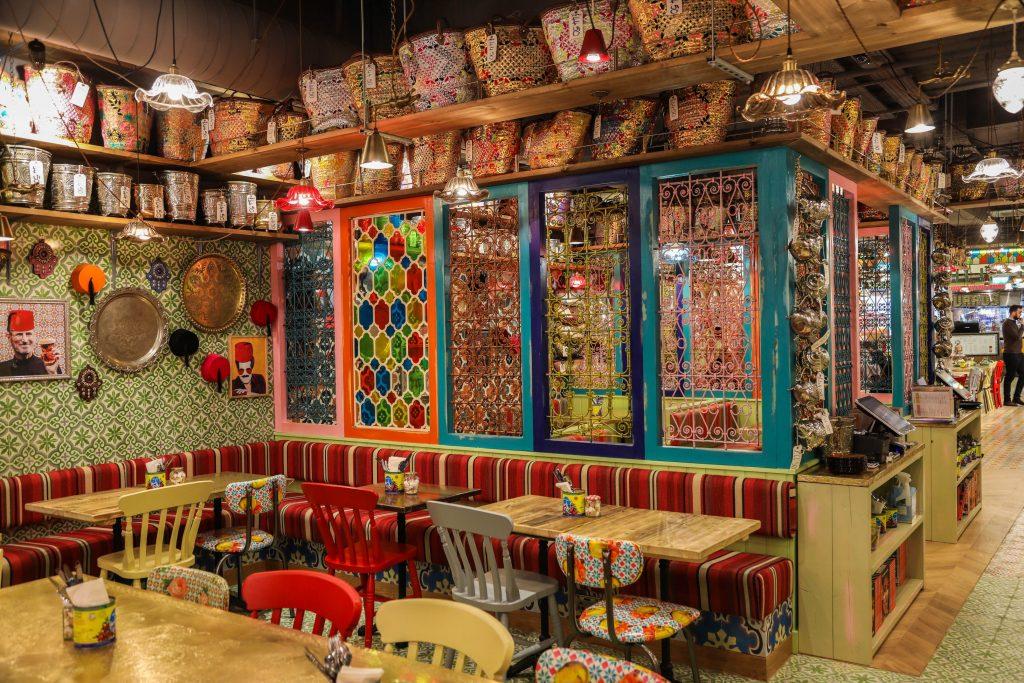 Lebanese Restaurants Leeds